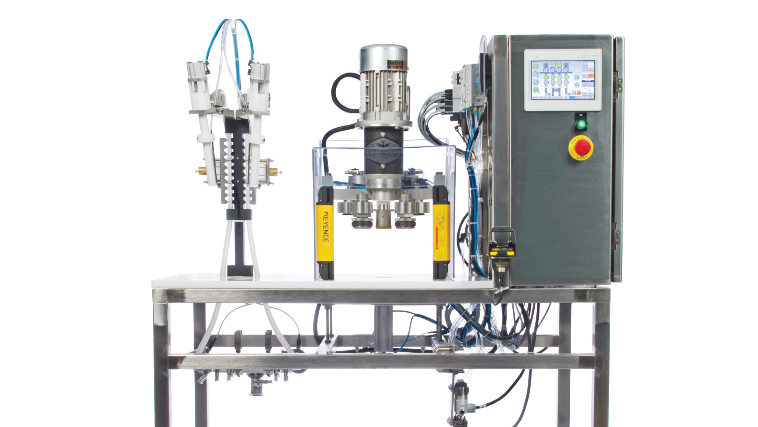 WGC-50 Canning System
