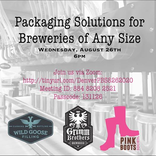 Presentation on Packaging Solutions for Breweries of Any Size_Pink Boots Society & Wild Goose Filling