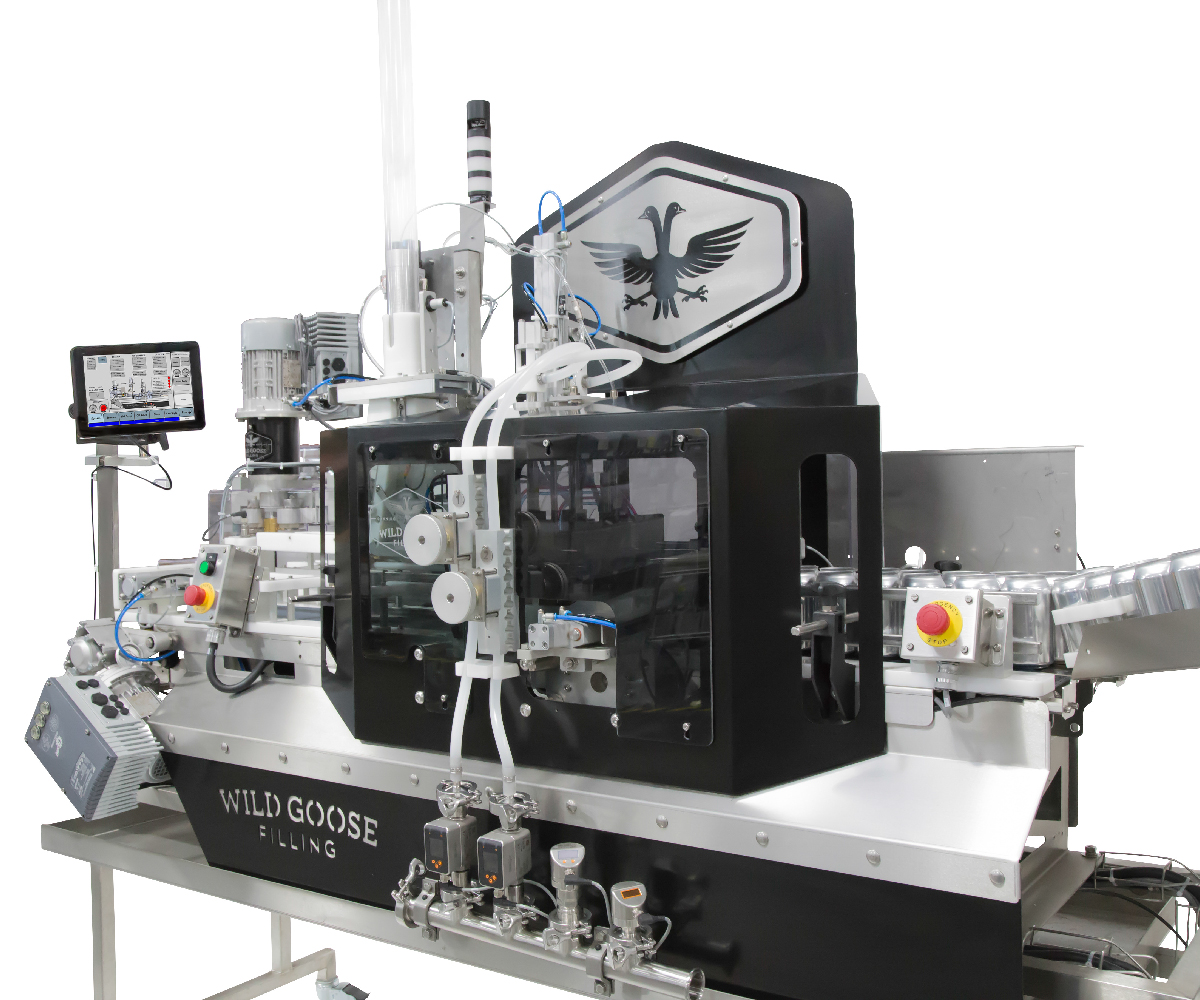 Counter Pressure Canning System_Wild Goose Fusion canning machine