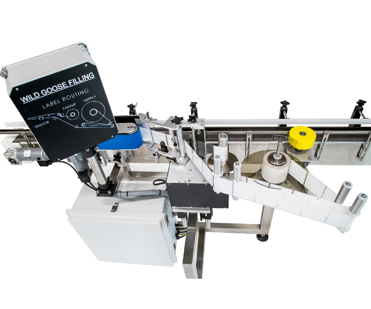 Wild Goose Labelling Machine for Cans and Bottles