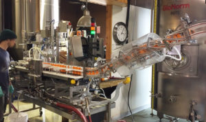 Wild Goose Evolution Series Canning Line with Twist Rinse for Rinsing Cans